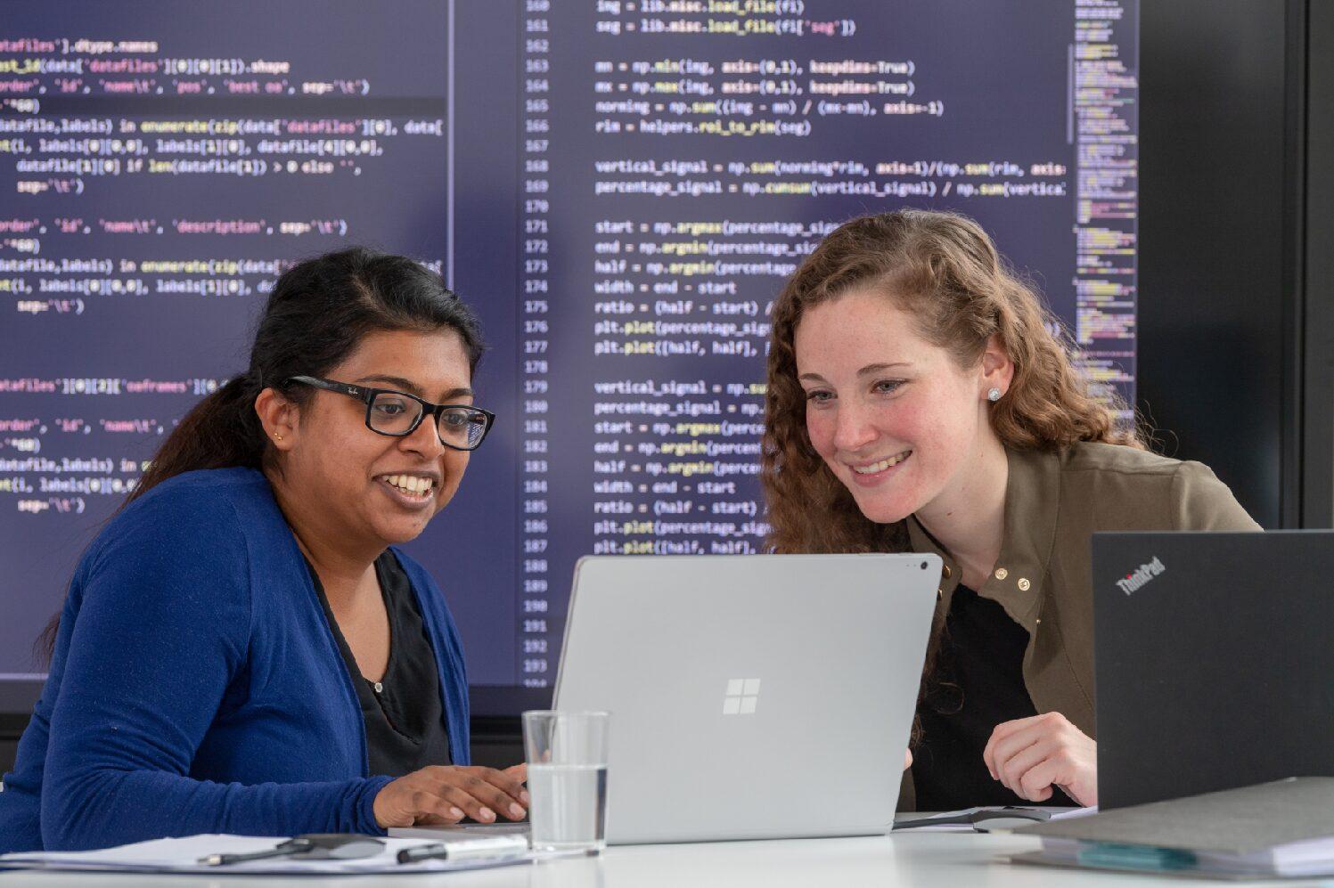 Mentoring-Programm für Studentinnen im Maschinenwesen
