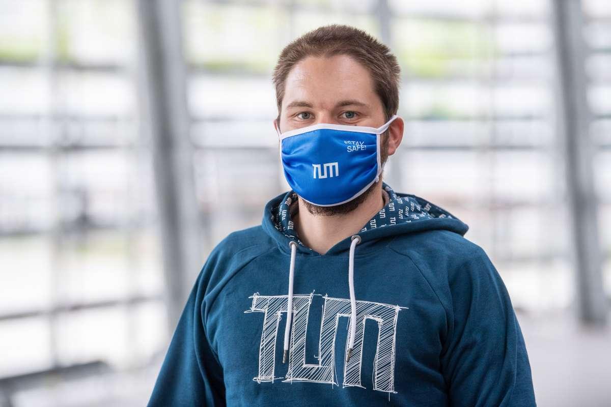 Wie man Masken richtig trägt und wie nicht