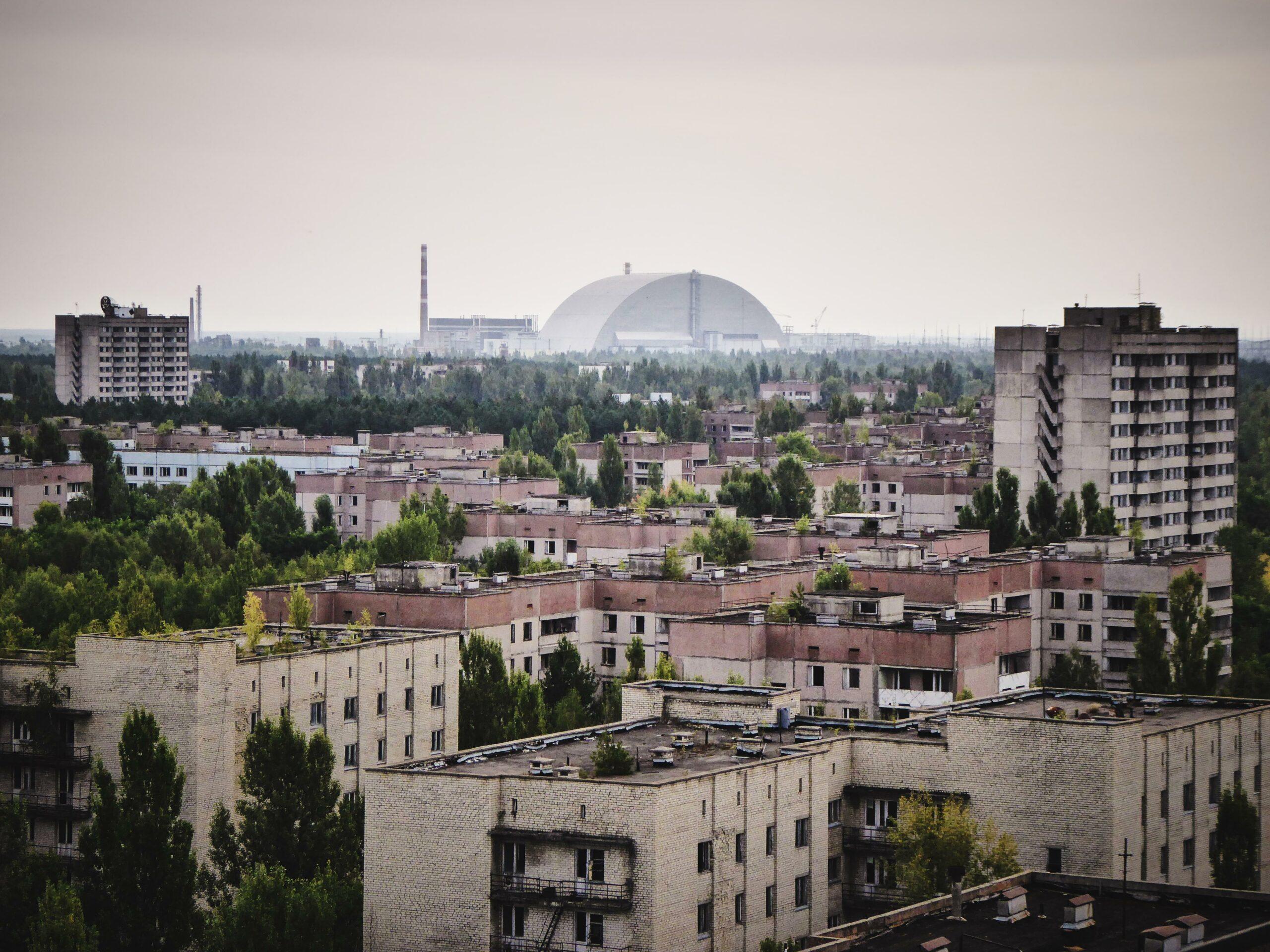Expedition nach Tschernobyl
