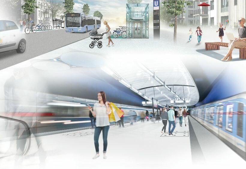 München macht mobil: Über Baustellen und Bausteine