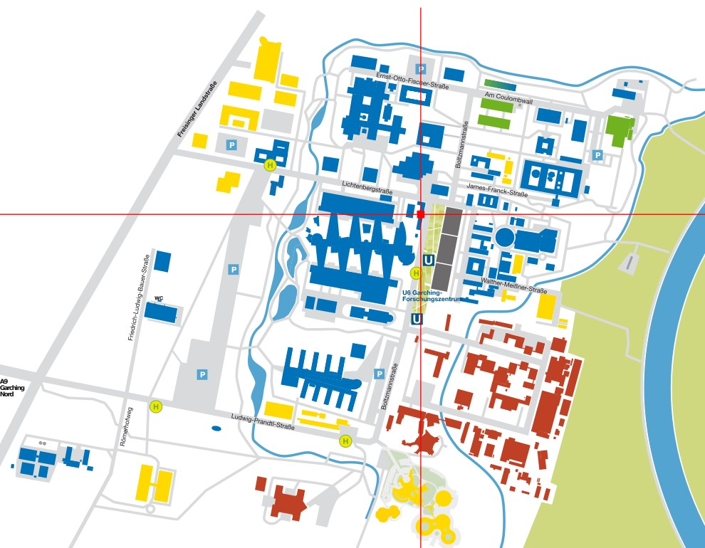 +++Eilmeldung+++Erster EI-Hörsaal in Garching öffnet 3 Jahre früher als geplant+++