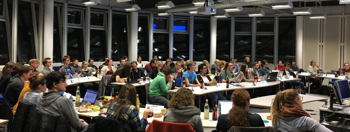 Wie geht eigentlich Hochschulpolitik? – Der Fachschaftenrat